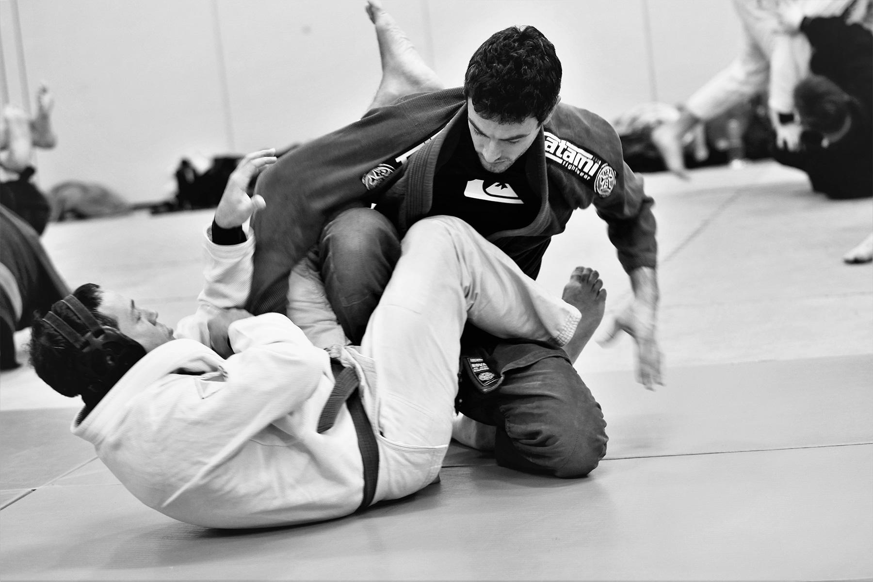 Kamon Brazilian Jiu-Jitsu — Portsmouth BJJ Classes